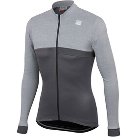 Sportful Giara LS Thermal Jersey Men anthracite